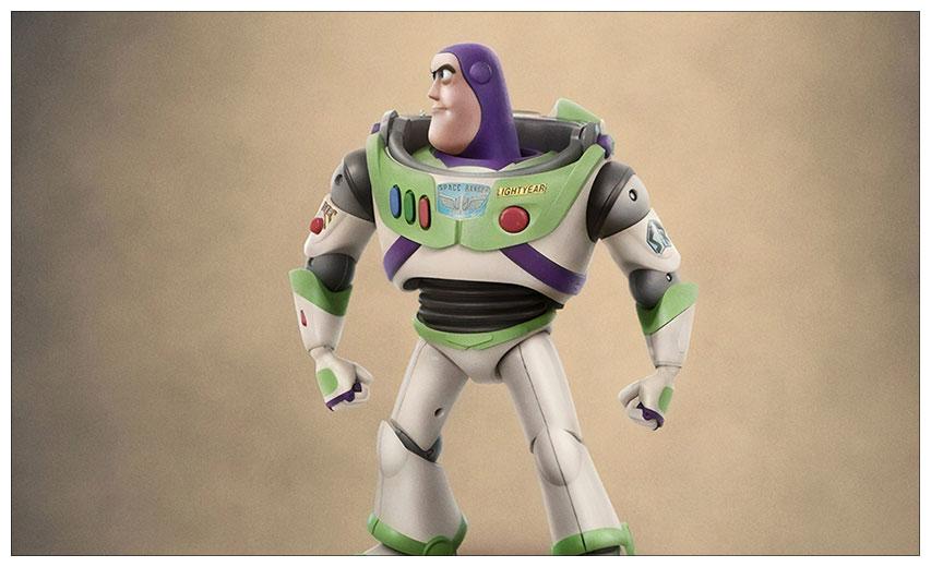 Хардпостер (на твёрдой основе) Toy Story / История игрушек